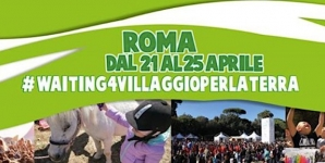 Earth Day - Villaggio Per la Terra